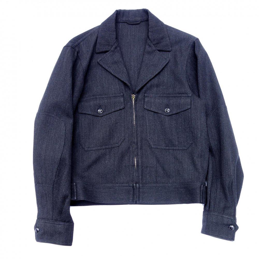 古着 通販 ヴィンテージ ギャバジン ドリズラー ワークジャケット【HART MFG CO】【Late 1950s-】 Vintage Jacket