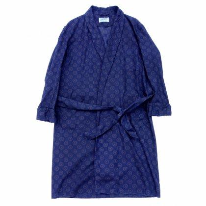 古着 通販 ヴィンテージ コットン ガウン【1960's-Roytex】【pimpstick×西染】Vintage Robe