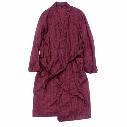 古着 通販 ヴィンテージ コットン ガウン【1960's-Barron's】【pimpstick×西染】Vintage Robe