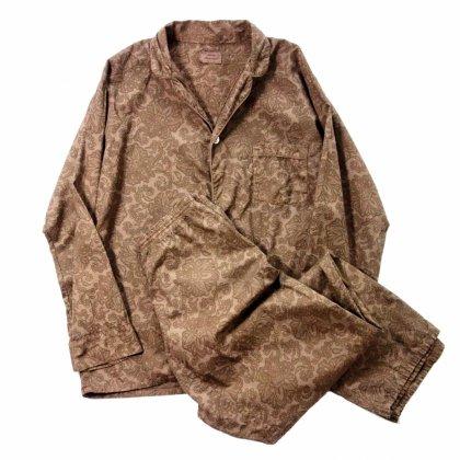 古着 通販 ヴィンテージ パジャマ セットアップ【pimpstick×西染】【1960's-】Vintage Pajamas