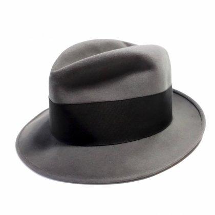 古着 通販 ドブス【Dobbs】ヴィンテージ ハット バックリボン【1960's】Vintage Fedora Hat
