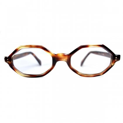 古着 通販 ヴィンテージ メガネ【1960s-Octagon】【Celecta-Frame France】 Vintage Glasses
