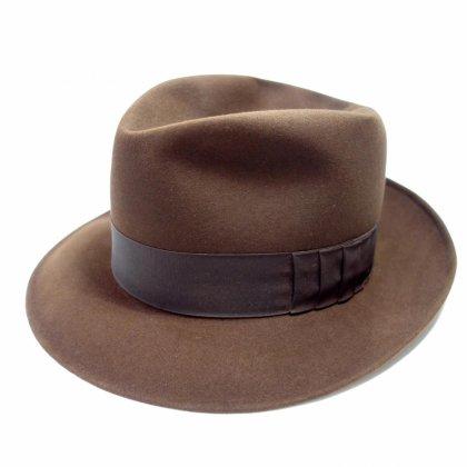古着 通販 ヴィンテージ ハット【Chapeoux RICHELIEU】【Beaver 20】【Late-1940's~】Vintage Fedora Hat
