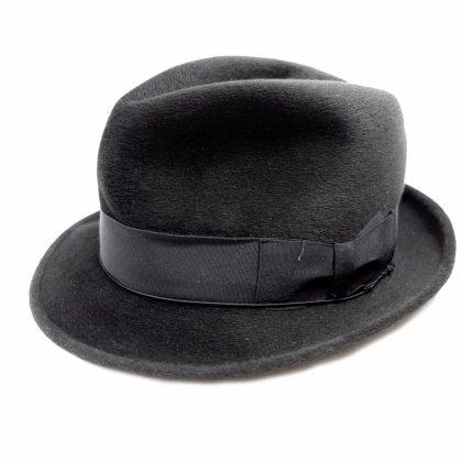 古着 通販 ボルサリーノ【Borsalino】ヴィンテージ ファー ハット【1960s-ALESSANDRIA】Vintage Fedora Hat