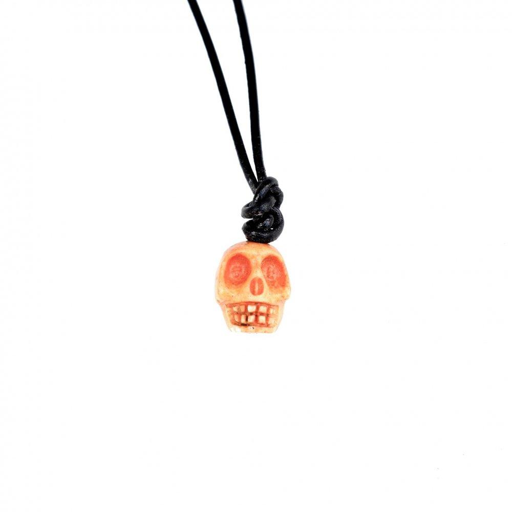 古着 通販 ヴィンテージ カラベラ ネックレス【Mexican Skull】LOR