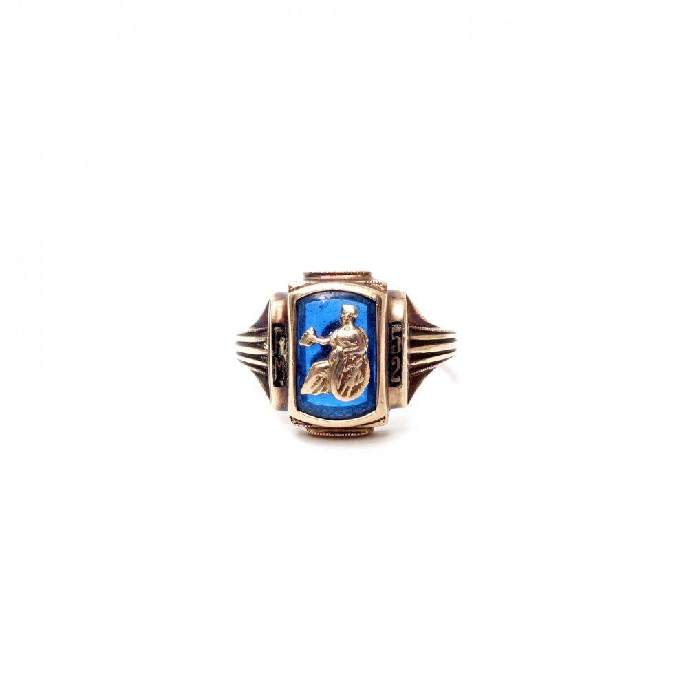 古着 通販 ヴィンテージ カレッジリング【1952s-】【MURCHISON 10kt Gold】