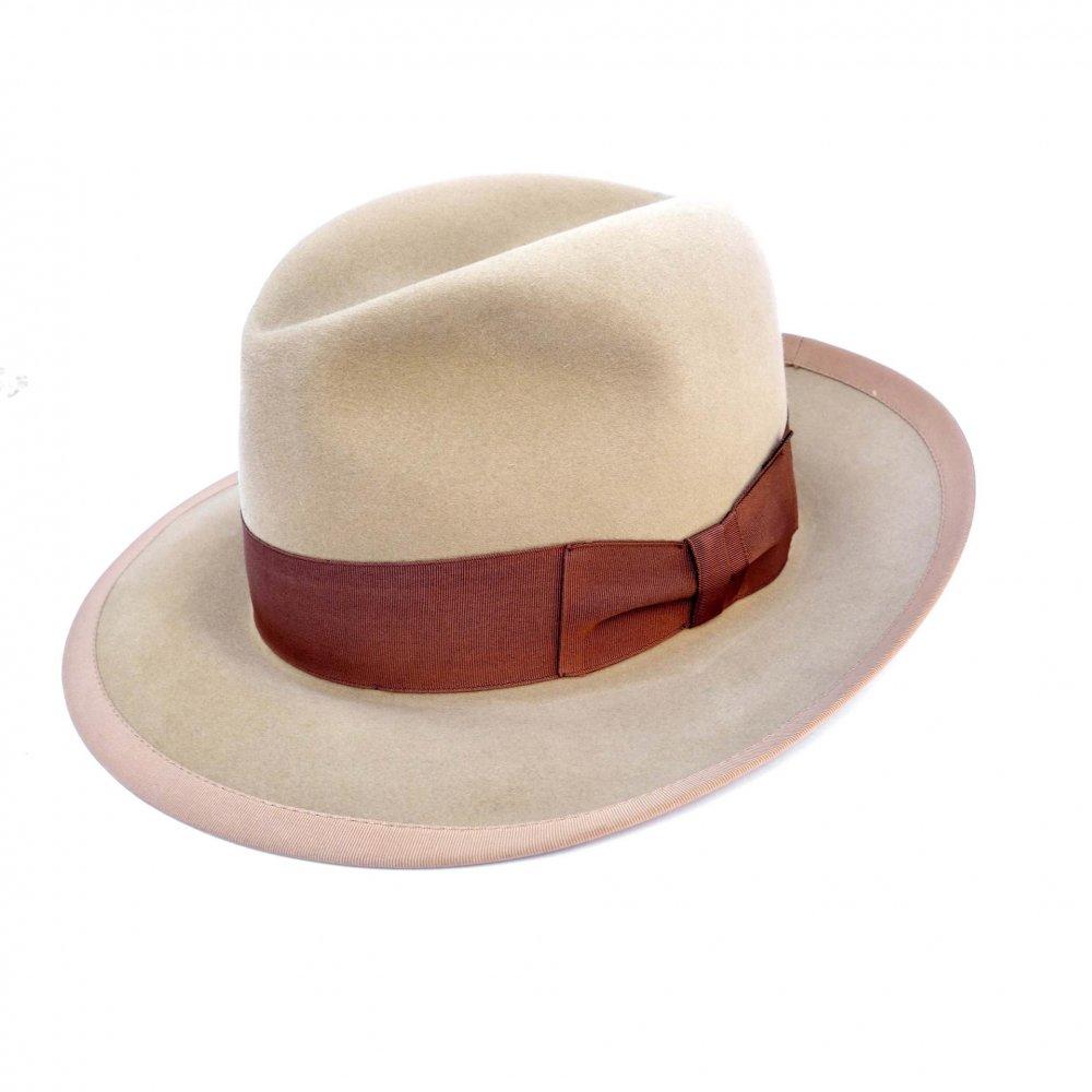 古着 通販 ドブス【Dobbs - FIFTEEN】ヴィンテージ ハット【Late1950's~】Vintage Fedora Hat