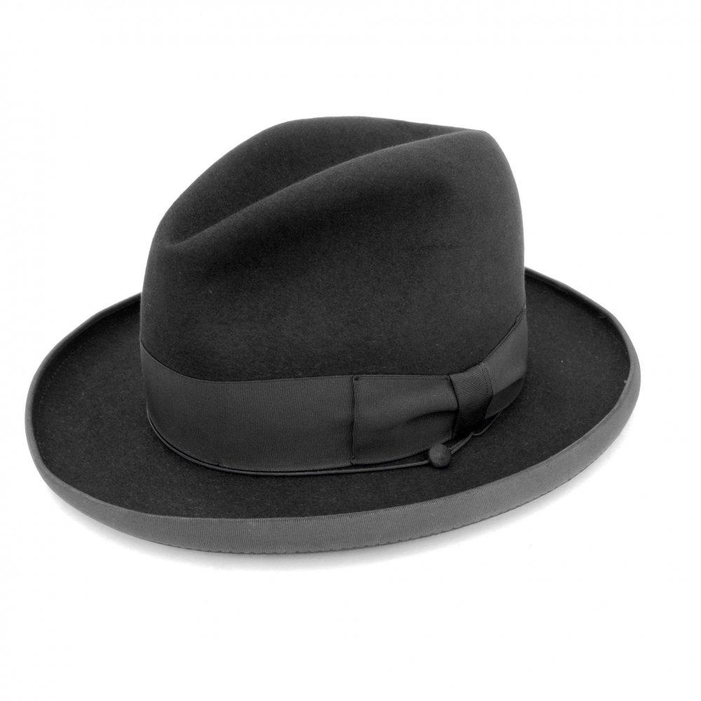 古着 通販 ステットソン【Royal De Luxe STETSON】ヴィンテージ ホンブルグ ハット【St. Regis - GOLD MEDAL】【Late-1950s~】Vintage Fedora Hat