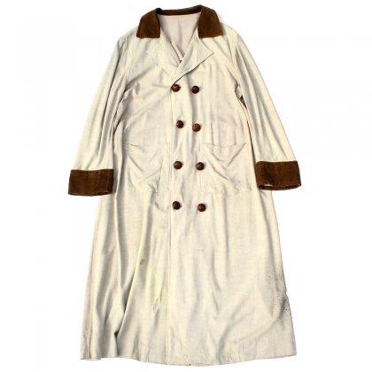 古着 通販 ヴィンテージ ドライビング-モタリスト ダスト コート【1920s-】【Linen Cloth】