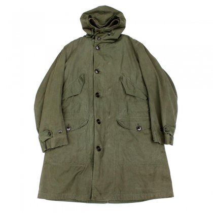【U.S Army】ヴィンテージ M-1947 フィールド パーカ【Late 1940's~】Overcoat Parka Type