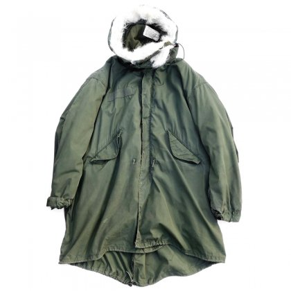 【U.S ARMY】ヴィンテージ M-65 パーカ モッズコート【1980's-】PARKA, EXTREME COLD WEATHER