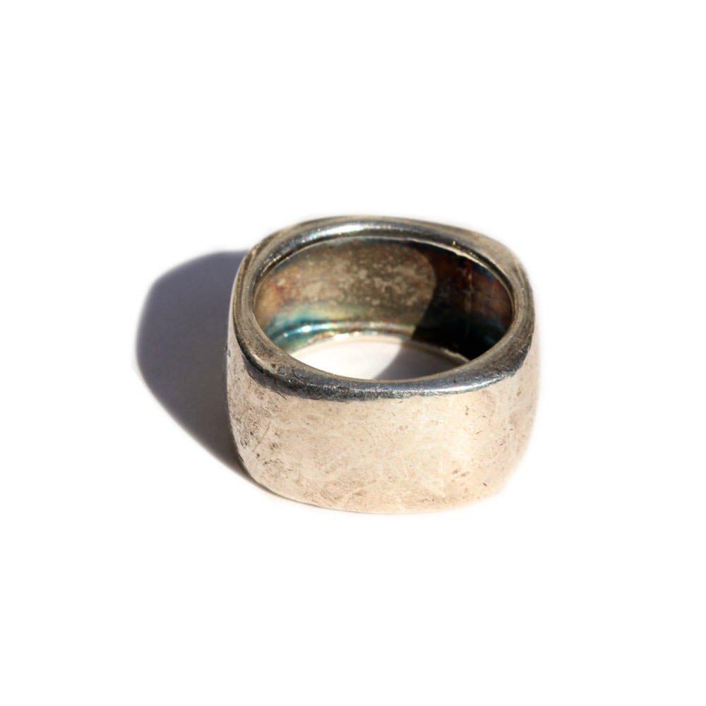 古着 通販 ヴィンテージ シルバーリング【Silve】Vintage Ring