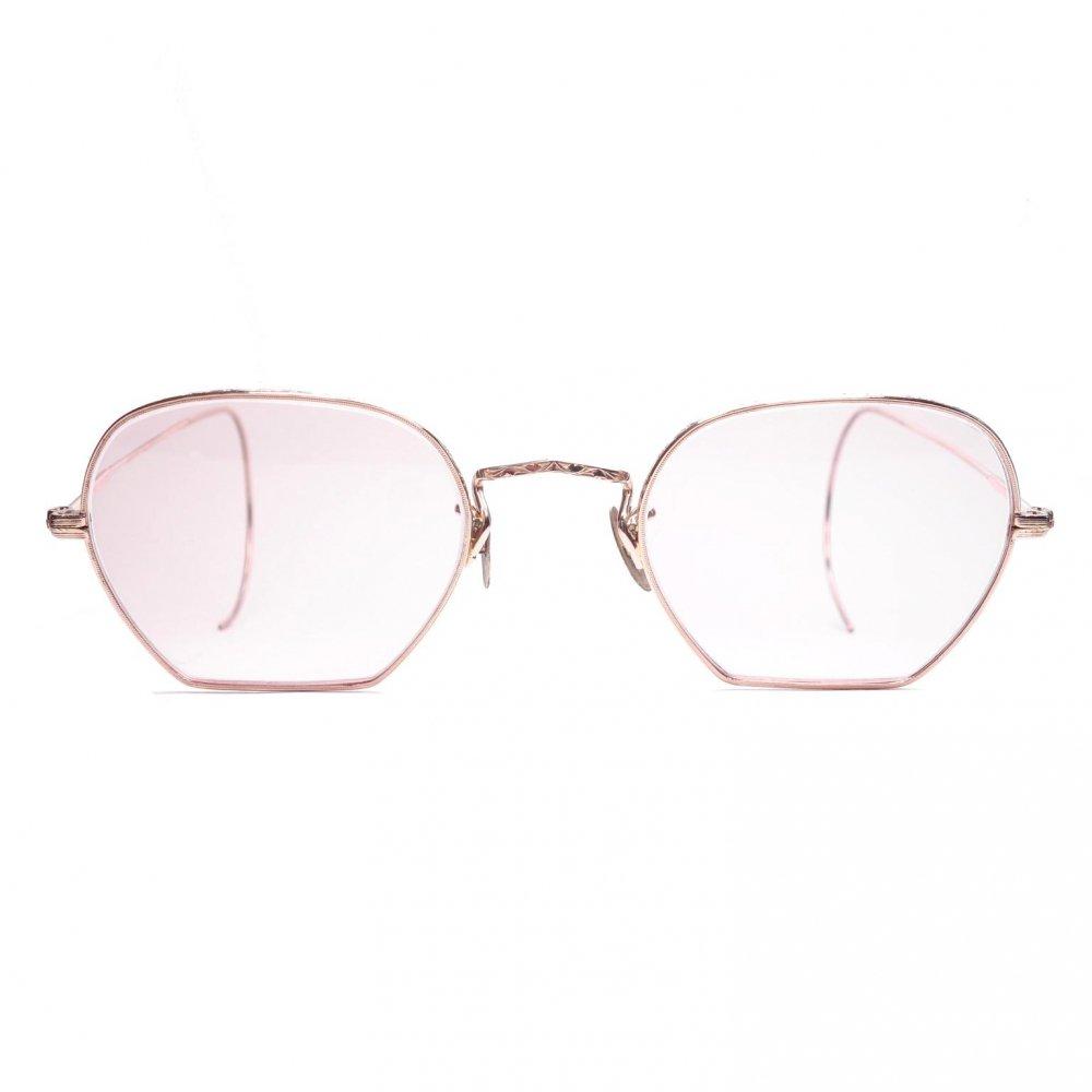 古着 通販 ヴィンテージ オクタゴン 眼鏡【MC Hall Marks】【Late 1930's-】パントスタイル