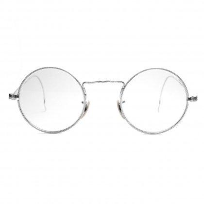 古着 通販 アメリカンオプティカル ヴィンテージ メガネ【American Optical】【1930's-】丸眼鏡 ラウンドスタイル