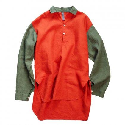 古着 通販 オルヴィスタ【ALVISTA】フットボールシャツ MULTI