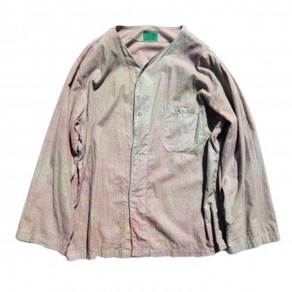 古着 通販 ヴィンテージ U.S ARMY スリーピング シャツ【1970's-】【pimpstick×西染】Coat Mans Pijama