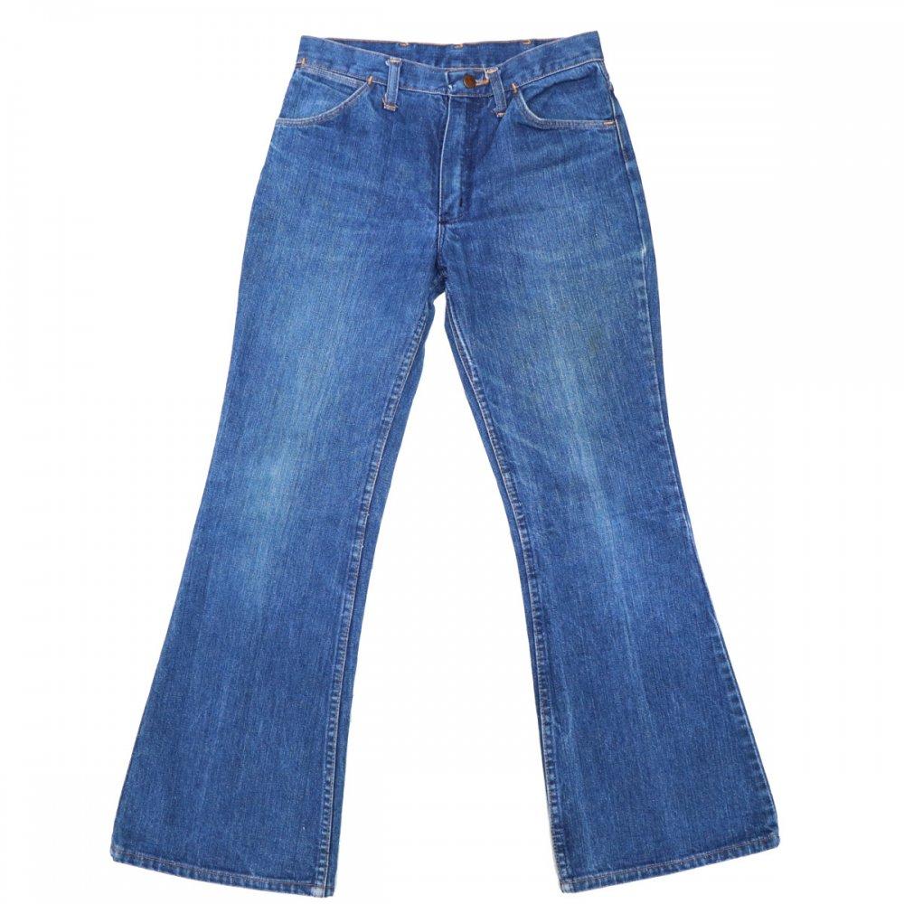 古着 通販 ラングラー ベルボトム ジーンズ【Wrangler】【1970's-】Vintage Denim Pants