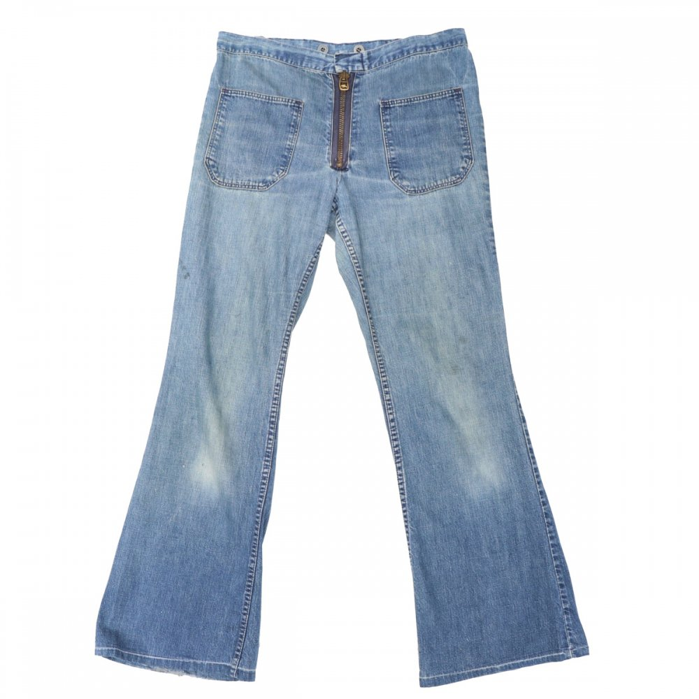 古着 通販 ラングラー  マリンパンツ【Wrangler】【1960's~1970's】Vintage Denim Pants