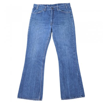 古着 通販 リーバイス646 ベルボトム オレンジタブ【Levis 646】【1970's】Vintage Denim Pants