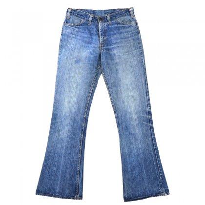 古着 通販 リーバイス646 ベルボトム オレンジタブ【Levis 646】【1970's~】Vintage Denim Pants