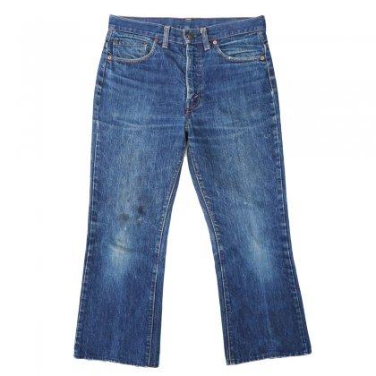 古着 通販 リーバイス517 シングル ブーツカット【Levis 517】【1970's~】Vintage Denim Pants