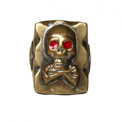 古着 通販 ヴィンテージ メキシカン スカルリング【50's~60's】Mexican Skull Ring