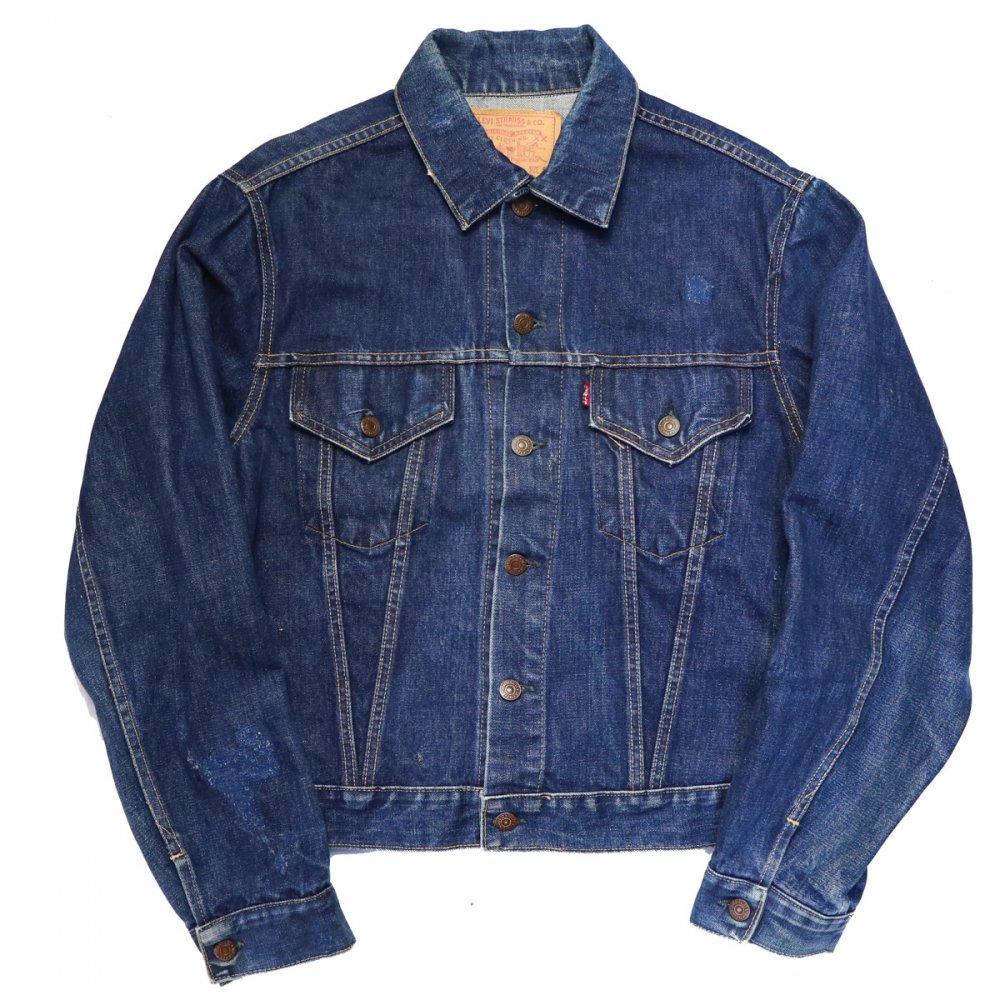 古着 通販 リーバイス 557 3rd【Levis 557】【1960's】Vintage Denim Jacket