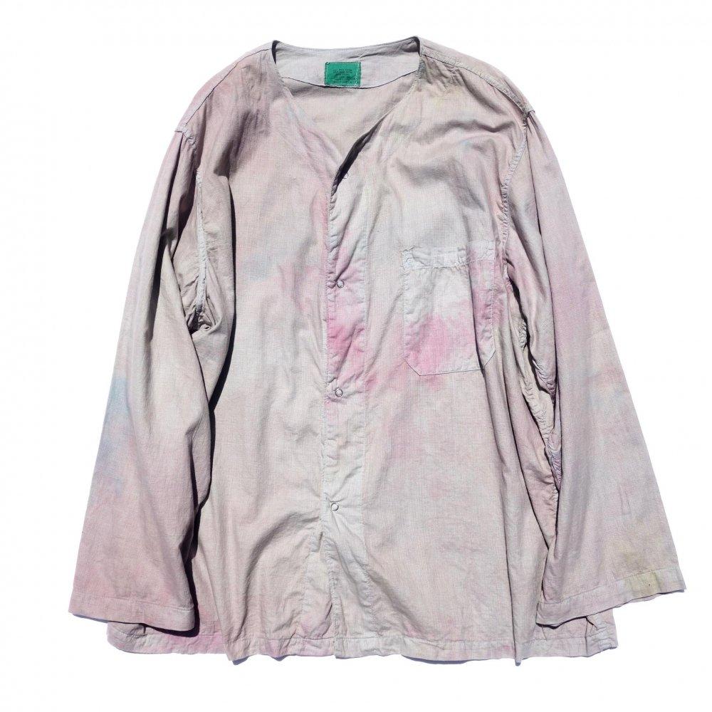 古着 通販 ヴィンテージ U.S ARMY スリーピング シャツ【1970's-】【pimpstick×西染】Coat Mans Pijama D.GR