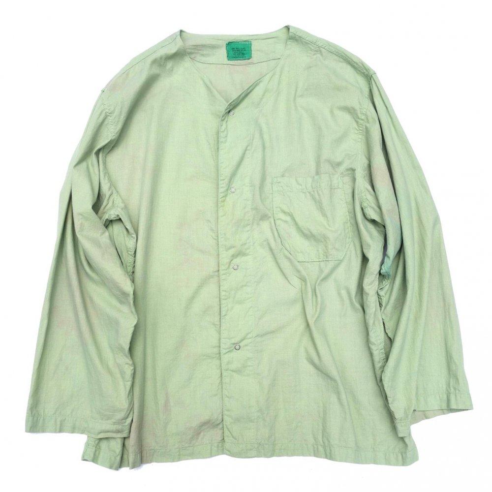 古着 通販 ヴィンテージ U.S ARMY スリーピング シャツ【1970's-】【pimpstick×西染】Coat Mans Pijama D.LM