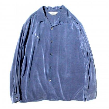 古着 通販 ヴィンテージ ループカラー シルク シャツ【1960's-】【Da Vinci】