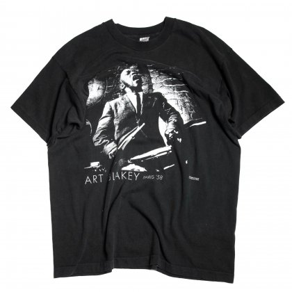 古着 通販 アート ブレイキー【ART BLAKEY】Herman Leonard フォトプリント T シャツ【1992s-】