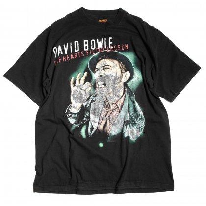 古着 通販 デヴィッド ボウイ【DAVID BOWIE】OUTSIDE ツアー T シャツ【1995s-】