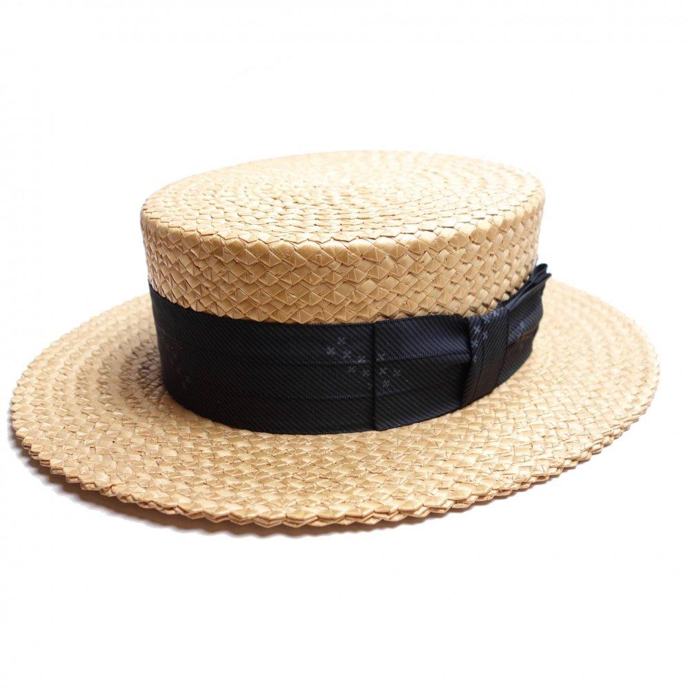 古着 通販 ヴィンテージ ボーター ハット 【HARRY LEVINSON】【1930's~】カンカン帽