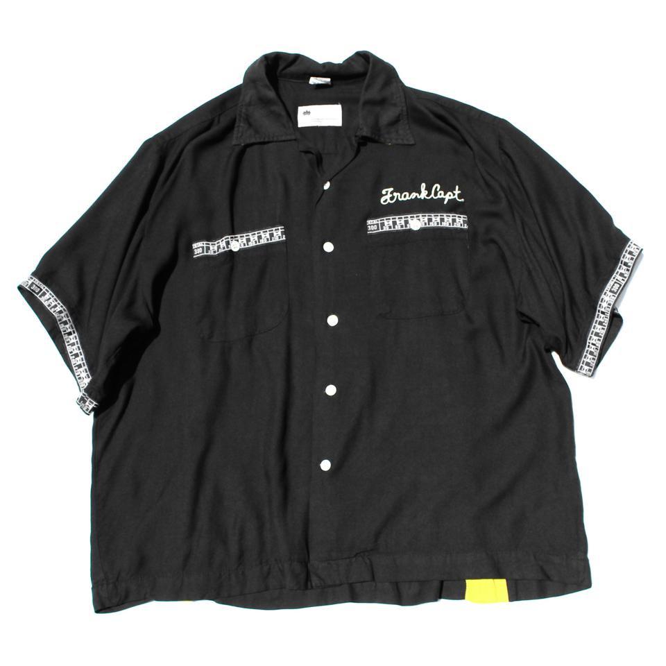 古着 通販 ヴィンテージ  ボウリング  シャツ【Switch】【1980's-】BK