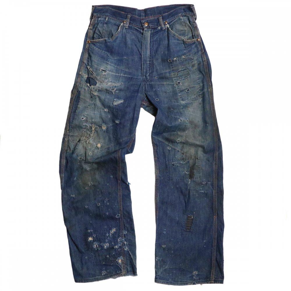 古着 通販 ブルーベル【BLUE BELL】ペインター デニムパンツ【1960's】Painter Pants