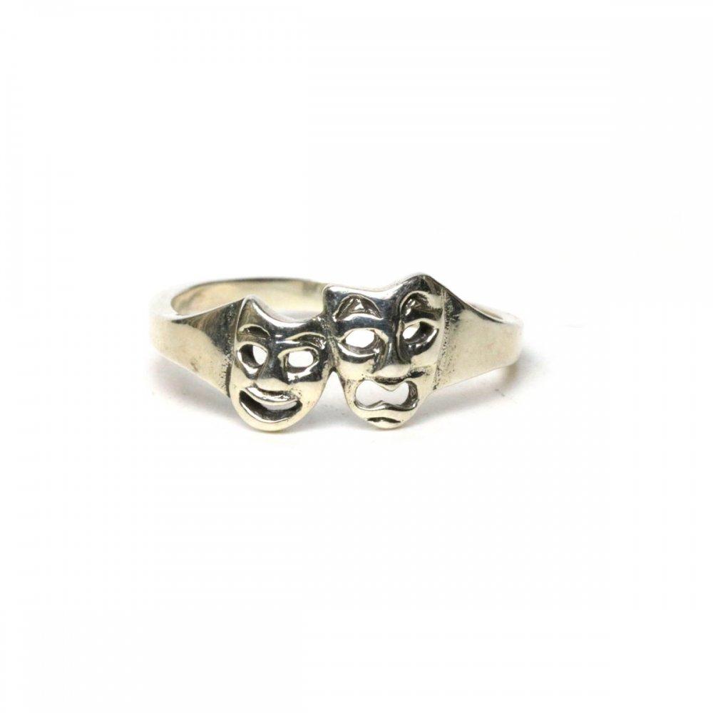 古着 通販 ヴィンテージ トゥーフェイス リング 【2Face-STR】Vintage Ring
