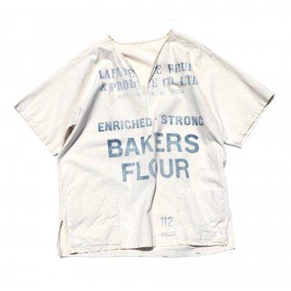 古着 通販 ヴィンテージ フラウア サック ハンドメイド トップス【Late 1930's~】【Flour Sack】
