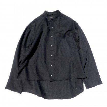 古着 通販 ピンプスティック【pimpstick】リメイク カーディガン シャツ - コットン × リネン