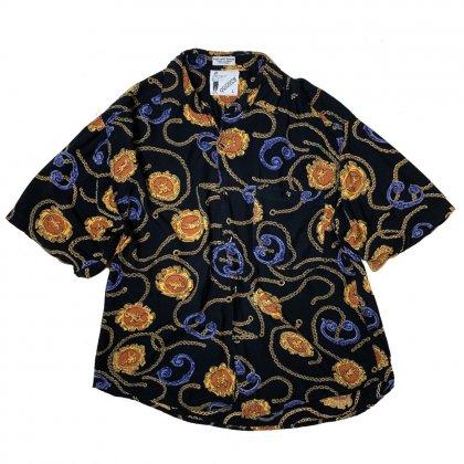 古着 通販 ヴィンテージ アートプリントレーヨンシャツ【GOOUCH】【1980s-】Vintage Rayon Shirts