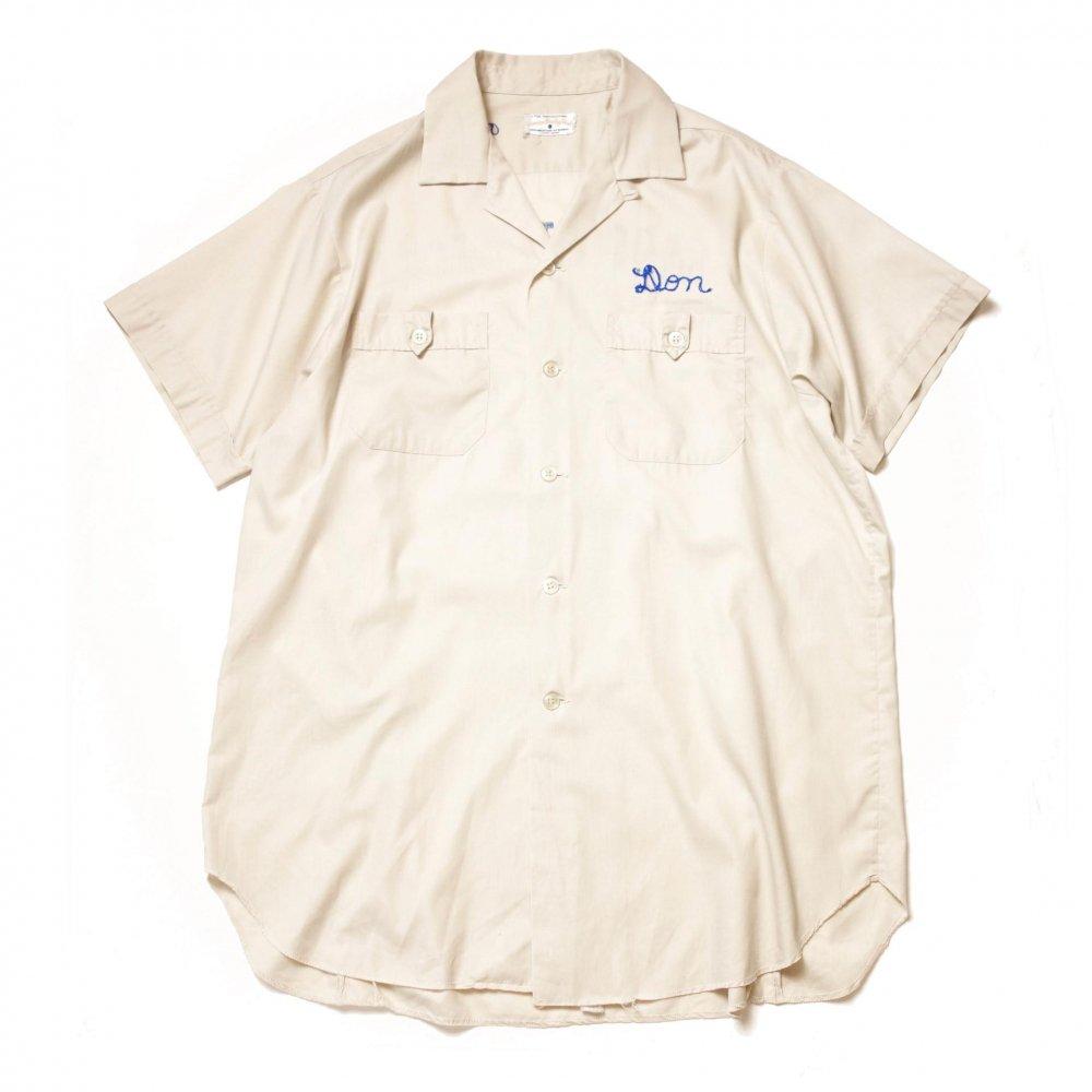 古着 通販 ヴィンテージ  ボウリング  シャツ【1960's-】【Service Bowling Shirt】BE - Cotton