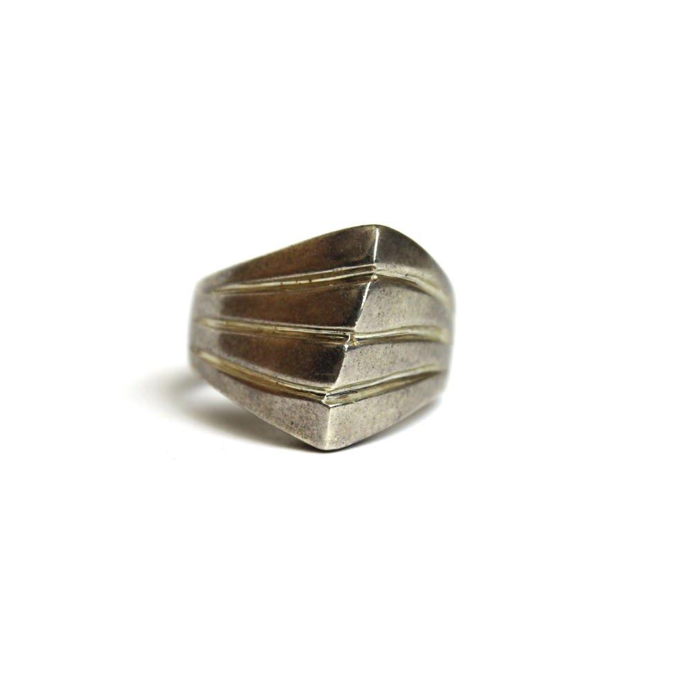 古着 通販 ヴィンテージ シルバーリング【925】【Costume Jewelry】Vintage Ring