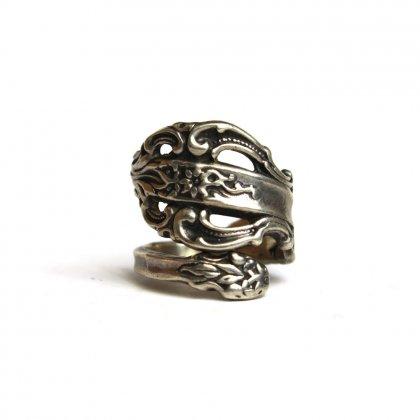 古着 通販 ヴィンテージ スプーンリング 【STERLING】【Cellini】Vintage Spoon Ring