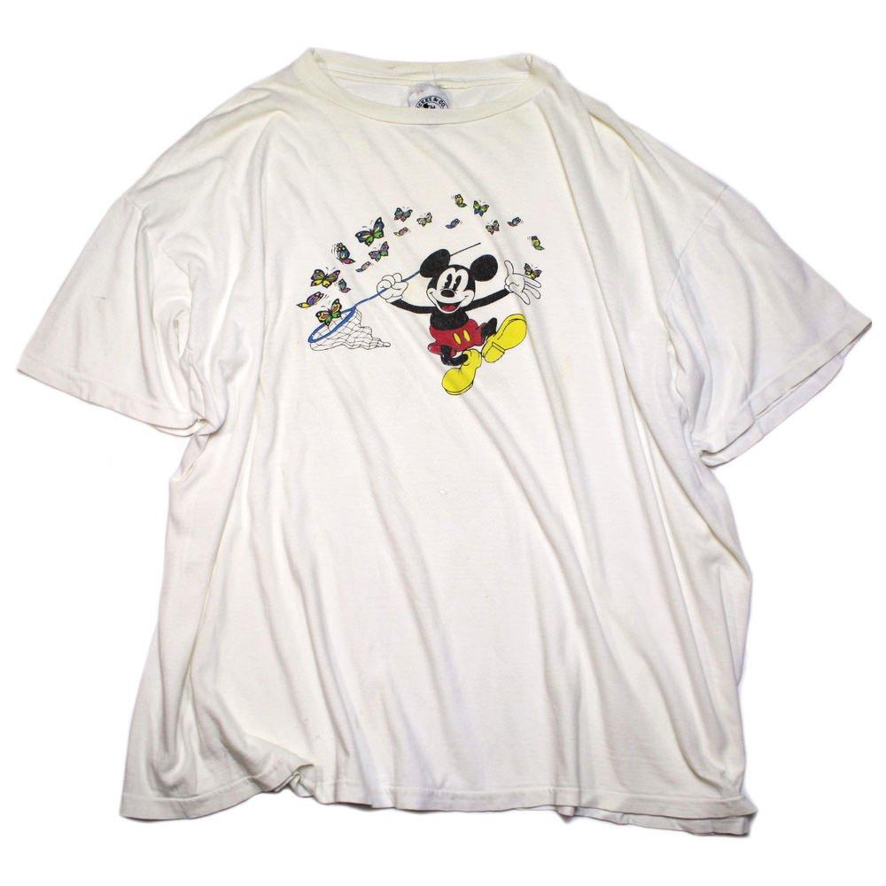 古着 通販 ヴィンテージ ミッキー プリントTシャツ【Mickey】【1990s-】