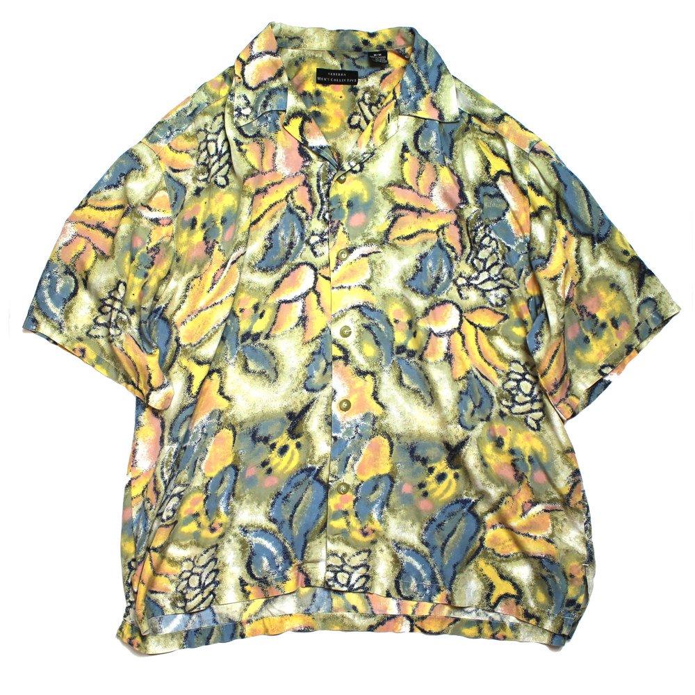 古着 通販 ヴィンテージ アートプリントレーヨンシャツ【1980's】Vintage Rayon Shirts