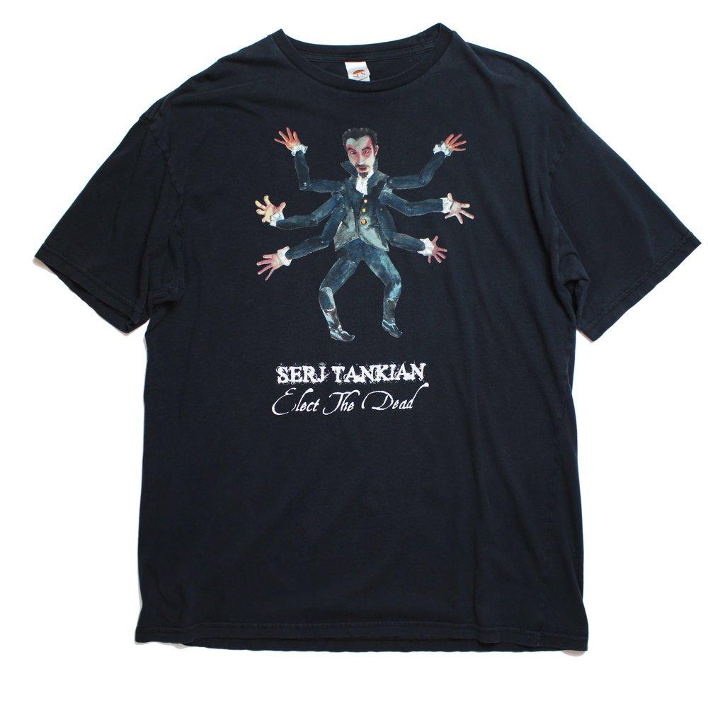 古着 通販 サージ・タンキアン【Serj Tankian】【1990's】ヴィンテージ プリント Tシャツ