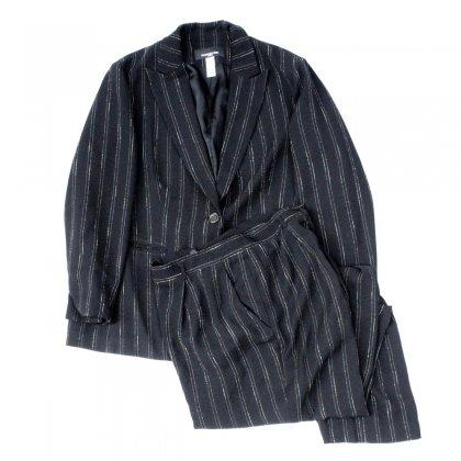 ヴィンテージ スーツ - イージー セットアップ【1980's-】ウォッシャブル