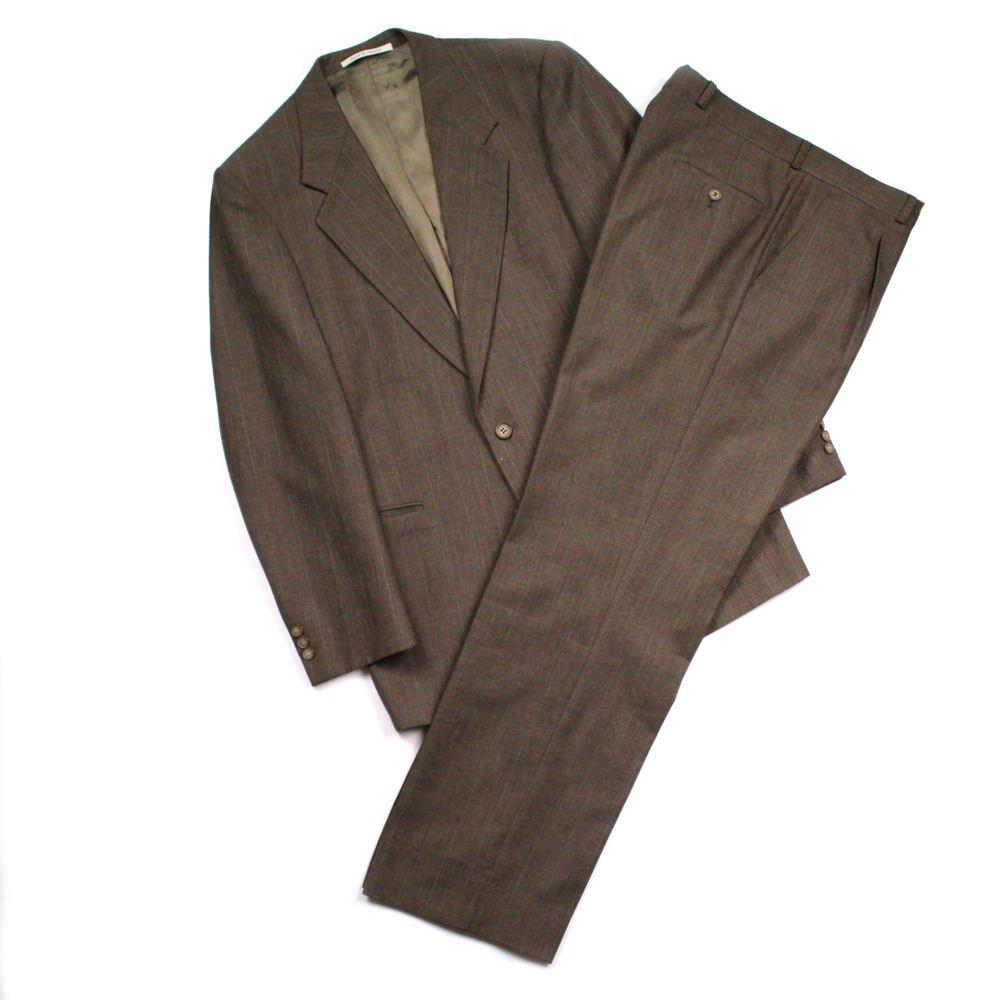 古着 通販 イヴ・サンローラン ヴィンテージ スーツ セットアップ【Yves Saint Laurent】【made in France】【1980's-】