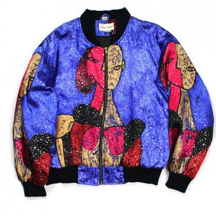 古着 通販 ヴィンテージ ピカソジャケット【1990's-】Vintage Picaso Jacket