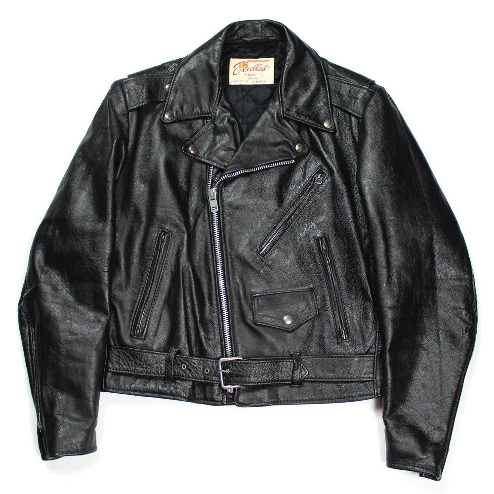 古着 通販 ヴィンテージ ライダースジャケット【EXCELLED】【1970's~ Made in USA】Vintage Riders Jacket