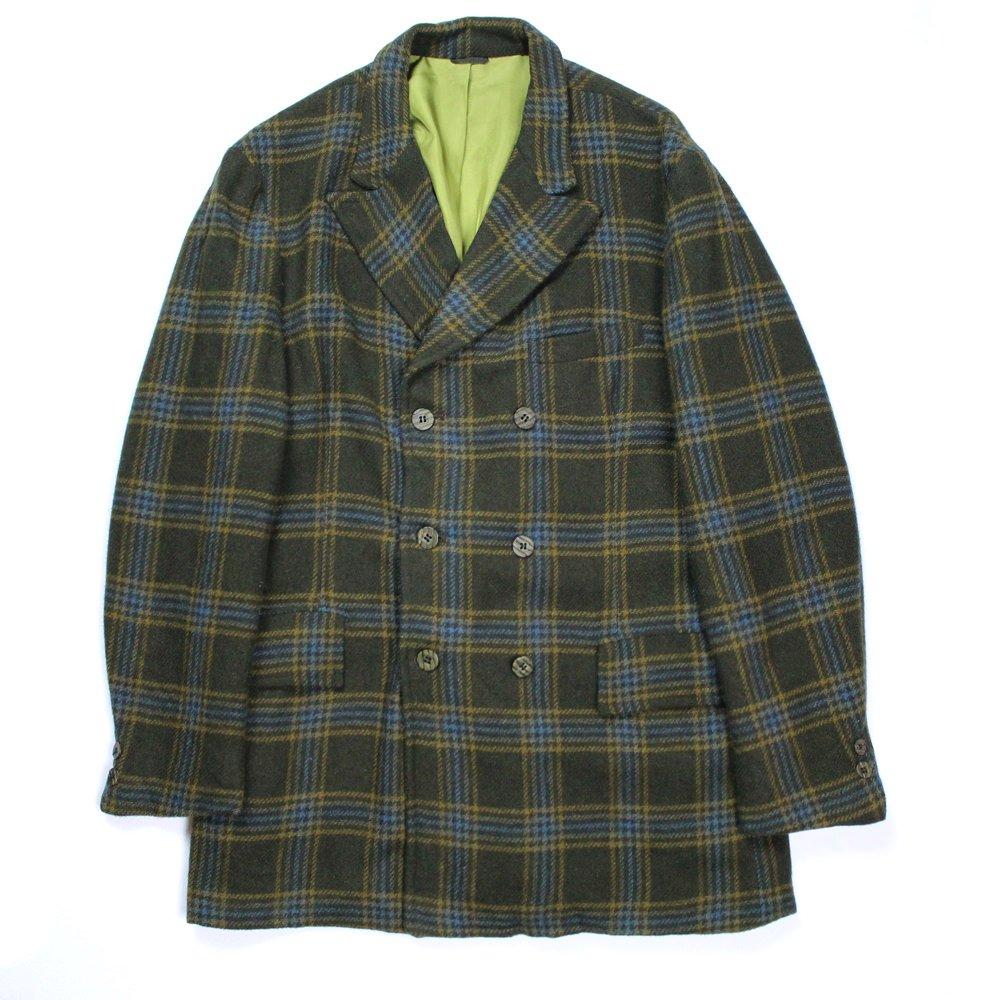 古着 通販 ヴィンテージ ダブルブレスト テーラードジャケット【Brookfield】【1960's~】Vintage Tailored Jacket